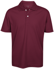 Berry Middle Warriors Youth Performance Polo