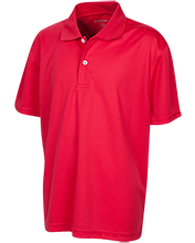 Saint Isidore Elementary School Cardinals Youth Performance Polo