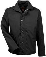 Bellefontaine Middle School Chieftain Canvas Work Jacket