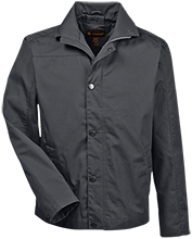 Bilingual Orientation Center School Canvas Work Jacket