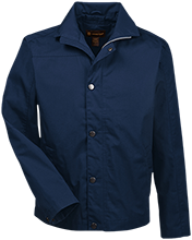 Johnson College Prep Pumas Canvas Work Jacket