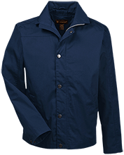 Lansing Eastern High School Quakers Canvas Work Jacket