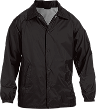 Effingham Middle School Tigers Custom Nylon Staff Jacket