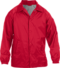 Bellefontaine Middle School Chieftain Custom Nylon Staff Jacket