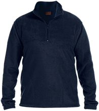 North Sunflower Athletics Embroidered 1/4 Zip Fleece Pullover