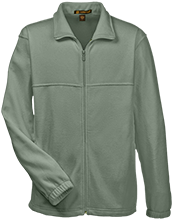 Alzheimer's Embroidered Fleece Full-Zip