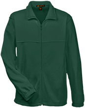The Computer School Terrapins Embroidered Fleece Full-Zip