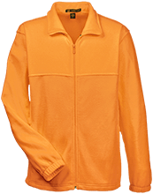 John Simpson Middle School Tygers Embroidered Fleece Full-Zip