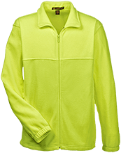 Bristol Bay Angels Tall Men's Full Zip Fleece