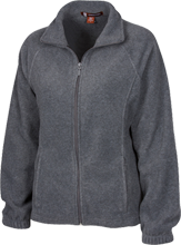 Silver Oak Academy Rams Womens Fleece Jacket