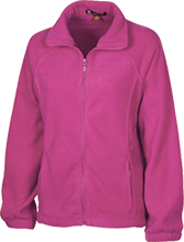 Califon Public School Cougars Womens Fleece Jacket