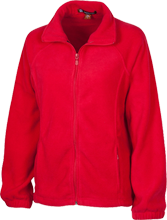 Stewartsville Elementary School Cardinals Womens Fleece Jacket