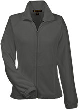 Terrill Middle School School Womens Fleece Jacket