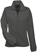 Deep Creek Elementary School School Womens Fleece Jacket