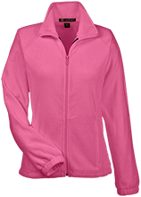 Cathedral Elementary School Wildcats Womens Fleece Jacket