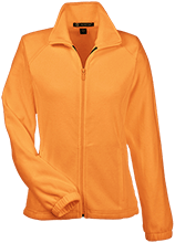 Laneville High School Yellowjackets Womens Fleece Jacket