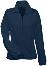 Seward High School Bluejays Womens Fleece Jacket