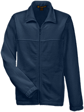 Lansing Eastern High School Quakers Youth Embroidered Fleece Full Zip