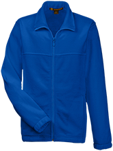 Saint Mary's School - Immaculate Conception Blue Jays Youth Embroidered Fleece Full Zip