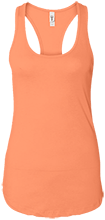Malverne High School Next Level Ladies Ideal Racerback Tank