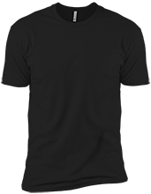 Custom Company Logo Next Level Premium Short Sleeve T-Shirt