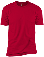 North Quincy High School Red Raiders Next Level Premium Short Sleeve T-Shirt