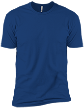 Malverne High School Next Level Premium Short Sleeve T-Shirt