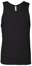 Albert Gallatin North MS Colonials Next Level Men's Cotton Tank
