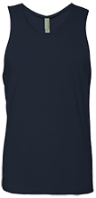 Lansing Eastern High School Quakers Next Level Men's Cotton Tank