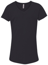 Manchester East Soccer Next Level Girl's Princess V-Neck