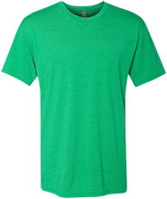 Disc Golf Next Level Men's Tri-Blend T-Shirt