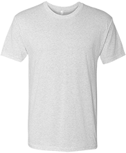 Design yours Football Next Level Men's Tri-Blend T-Shirt