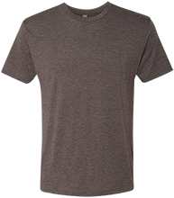 Brown Elementary School Bears Next Level Men's Tri-Blend T-Shirt