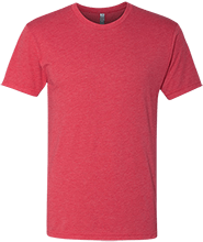 Coughlin Elementary School Cardinals Next Level Men's Tri-Blend T-Shirt