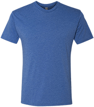 Malverne High School Next Level Men's Tri-Blend T-Shirt
