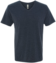 Woodrow Wilson School Bears Men's Next Level Triblend V-Neck T-Shirt