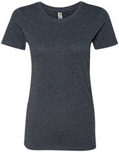 Tehachapi Christian School School Next Level Ladies Triblend T-Shirt