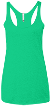 Fitness Next Level Ladies' Triblend Racerback Tank