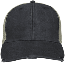 East Burke Middle School Raiders Adams Ollie Cap