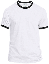 St. Francis Indians Football Personalized Ringer T-Shirt