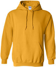Bryan Middle School Golden Bears Pullover Hoodie 8 oz