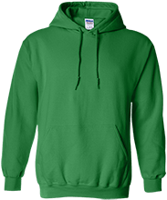 Riddle Junior High School Leprechauns Pullover Hoodie 8 oz