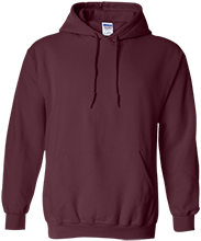 Okanogan High School Bulldogs Pullover Hoodie 8 oz