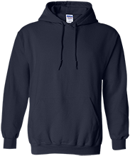 Seward High School Bluejays Pullover Hoodie 8 oz