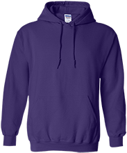 Lamont Christian School Pullover Hoodie 8 oz