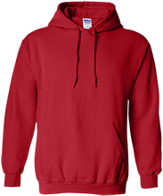 Raytown South Middle School Cardinals Pullover Hoodie 8 oz