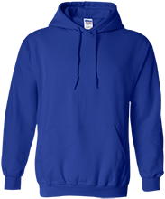Findlay High School Trojans Pullover Hoodie 8 oz