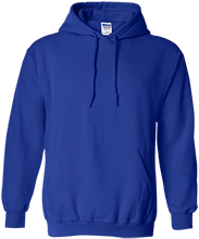 Pacific Coast Christian School Dolphins Pullover Hoodie 8 oz