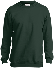 Dover High School Green Wave Youth Crewneck Sweatshirt
