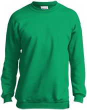 Fifth Street Middle School Green Waves Youth Crewneck Sweatshirt